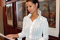 Veronika Lochmanová z GVU
