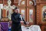 Duchovním správcem nejstaršího pravoslavného chrámu u nás je už osm let otec Metoděj Vít Kout. Chrám svaté Olgy ve Františkových Lázních slouží věřícím už 130 let.