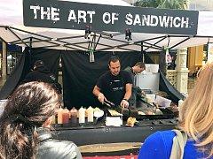 Také jídlo může být zatraceně sexy. Dokázal to i první ročník Lázeňského Food Festivalu, který si v sobotu v Mariánských Lázních užily tisíce lidí.