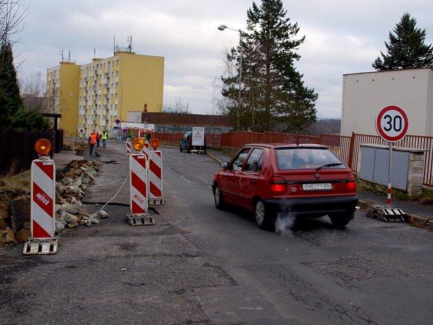 Revitalizace sídliště Zlatý vrch trvala několik měsíců.