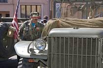Oslav osvobození v Teplé se blíží.