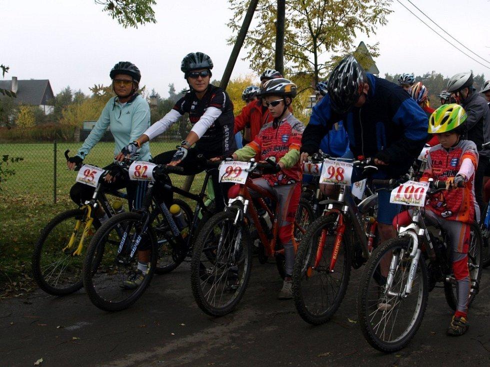 Cyklozávod horských kol v Lipové u Chebu