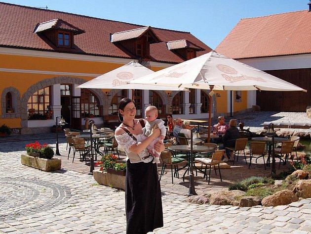 Certifikát Hospůdka roku získal hotel U Špejcharu v Kopanině u Nového Kostela. Celkem získlal 994 hlasů.