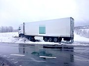 Nehody zkomplikovaly dopravu.