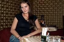 TEREZA ŠPAČKOVÁ z Františkových Lázní je jednou z účastnic Školy modelek.