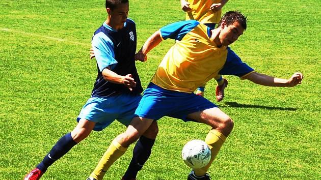 SFK Kraslice - FK Nejdek