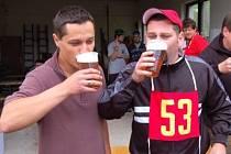 Hojsovecký pivní běh 2009