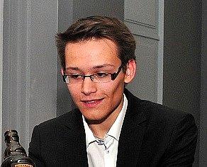 David Nushart z Aše.