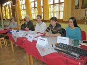 V Pramenech se uskutečnily mimořádné volby.