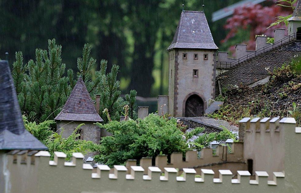 Z parku miniatur.