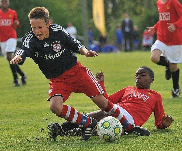 Šestý ročník minimistrovství Evropy, které pořádá Českoněmecká fotbalová škola, vyhrál tým Ajaxu Amsterdam