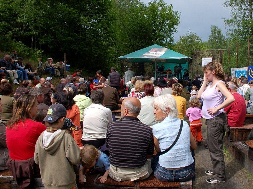 Salajnský žebřiňák 2008