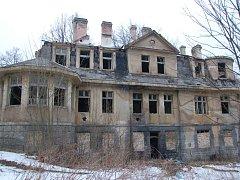 Vyhořelá soudcovská vila