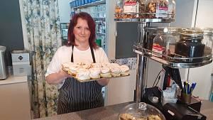 Kavárna v Jáchymově přežila díky podpoře města