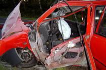 Ve čtvrtek 6. srpna večer havaroval u obce Zádub – Závišín osobní automobil Mitsubishi Lancer. Záchranka převezla jednoho lehce a jednoho těžce zraněného do nemocnice.