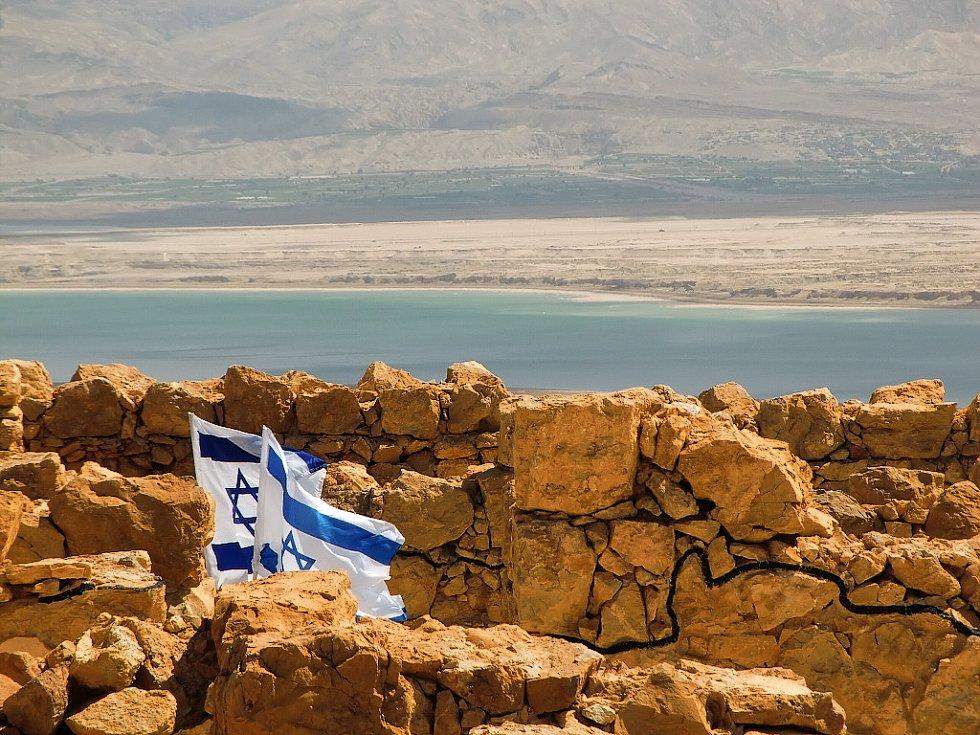 Václav Zloch navštěvuje Izrael. Podle něj se tam není čeho bát.