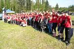 Extrémní překážkový závod Bahňák opět do Sokolova přilákal stovky závodníků.