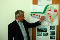 Starosta Mariánských Lázní Zdeněk Král představil plány rozvoje města