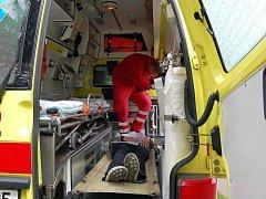 Ke snižovníní počtu záchranářů prý v Aši nemá dojít. Ilustrační foto