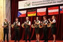 MARIÁNSKÉ LÁZNĚ přivítaly historicky první Mistrovství Evropy mysliveckých trubačů.