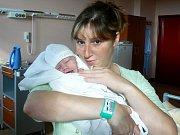 Anička Brillová se narodila 1. října ve 3.53 hodin. Při narození vážila  310O gramů a měřila 47 centimetrů. Rodiče Hana a Zdeněk z Mariánských Lázní. Těší se tříletý bráška Daneček.