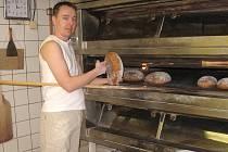 Petr Hnát, pekař z Dolního Žandova