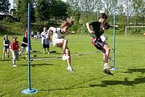 Oslavy 810. výročí začnou sportovní olympiádou žandovských školáků