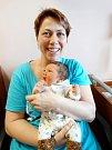 ŠTĚPÁN BLÁHA se narodil 28. února v 11:00 mamince Radce a tatínkovi Petrovi. Po příchodu na svět v plzeňské fakultní nemocnici vážil bráška pětiletého Kubíka ze Skalné u Chebu 3900 gramů a měřil 53 centimetrů.