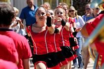 CHEB ŽIL POSLEDNÍ DNY 23. ročníkem Mezinárodního festivalu dechových orchestrů mladých FIJO, (le Festival Internacional des Jeunes Orchestres Instruments á vent).