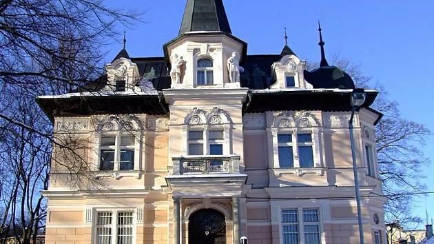 Vila Gustava Geipla.