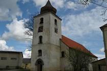 Kostel svaté Kateřiny v Křižovatce