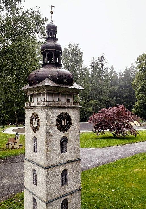 Z parku miniatur. Foto: Edita Smejkalová