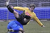 Mariánské Lázně doma remizovaly s týmem Františkových Lázní 2:2, přesto domácím titul podzimního přeborníka neunikl.
