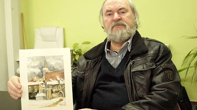Chebský kronikář.