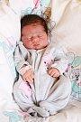 AMÁLIE KOZOVÁ přišla na svět v úterý 1. března v 22.04 hodin. Při narození vážila 3 150 gramů a měřila 49 centimetrů. Doma ve Františkových Lázních se z malé Amálky se raduje bráška Martínek, maminka Ludmila a tatínek Martin.