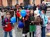Den s Deníkem na chebském náměstí Krále Jiřího z Poděbrad