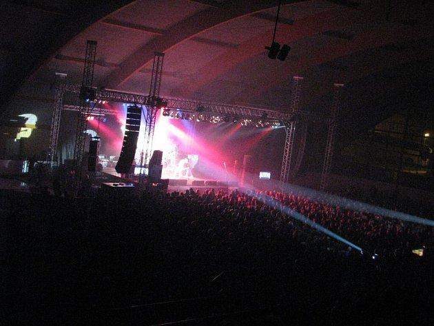 Koncert Nazareth v Chebu