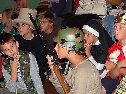 Příměstský tábor v chebském muzeu
