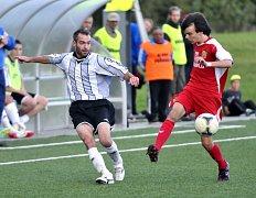 Fotbalisté FC Cheb na domácím trávníku smetli Chodov 4:1