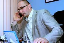 Miroslav Liška, ředitel Integrované střední školy Cheb.
