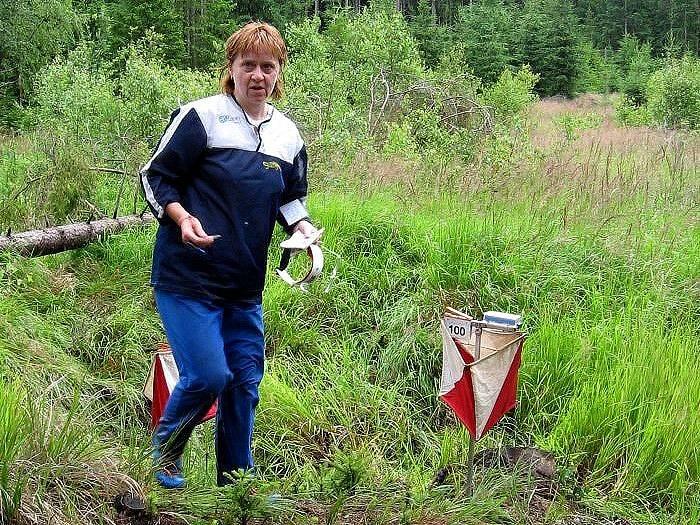 Celkové druhé místo vybojovala Stanislava Opavová z Mariánských Lázní