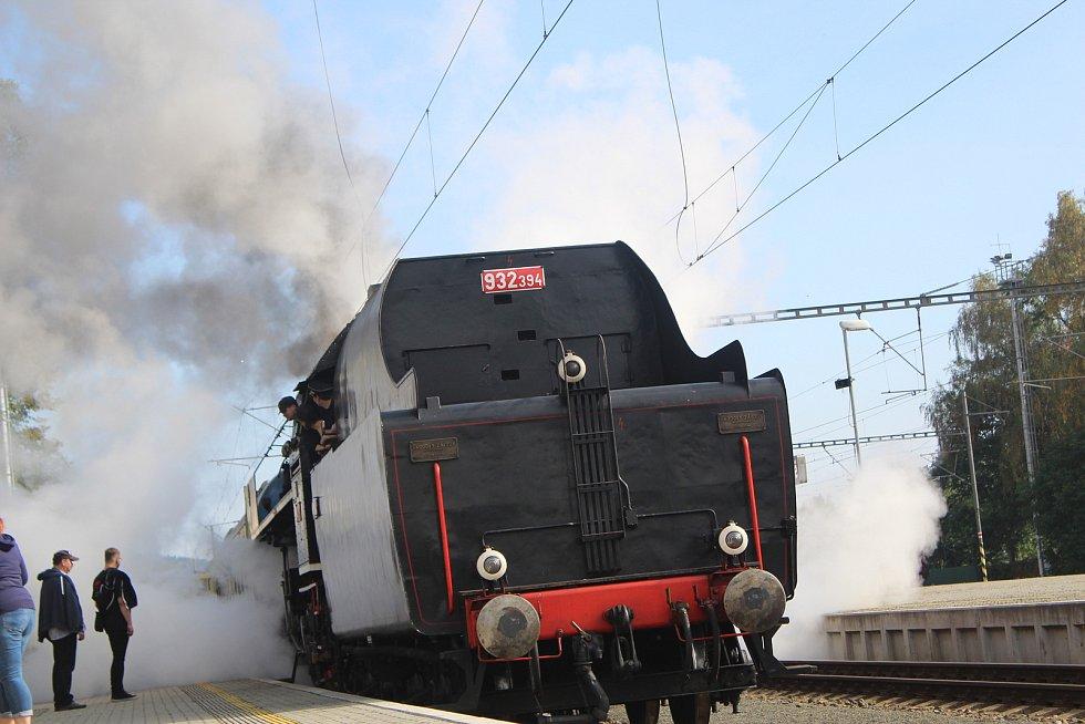 Den železnice