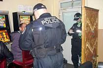 KONTROLY chebských heren jsou náplní práce strážníků městské policie. Reagují na podněty občanů města, kteří si stěžují na porušování veřejného pořádku.