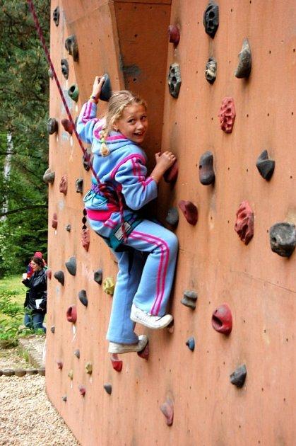 Dětský den v chebském Domě dětí a mládeže Sova