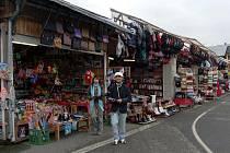 Stánky asijský prodejců nebudou údajně chybět ani v novém obchodním centru