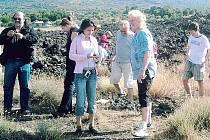 Návštěva Choru Egrensis na Etně