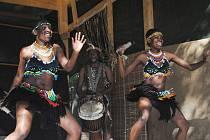 Africké rytmy vyvolaly zvláštní pocit