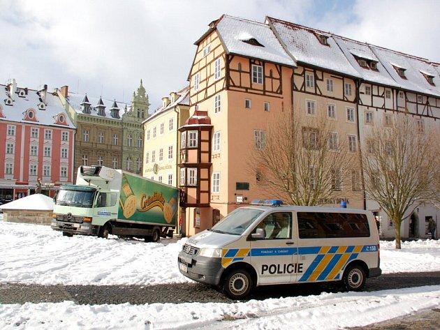 Nehoda u chebského Špalíčku