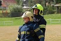 V Mnichově se uskutečnil extrémní závod Mnichovský hasič.