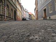 Oprava Židovské ulice v Chebu za necelých devět milionů korun zdárně skončila.